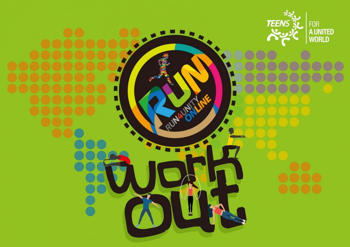 Run4Unity 2021 Online WorkOut